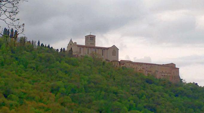 saint francis basilica