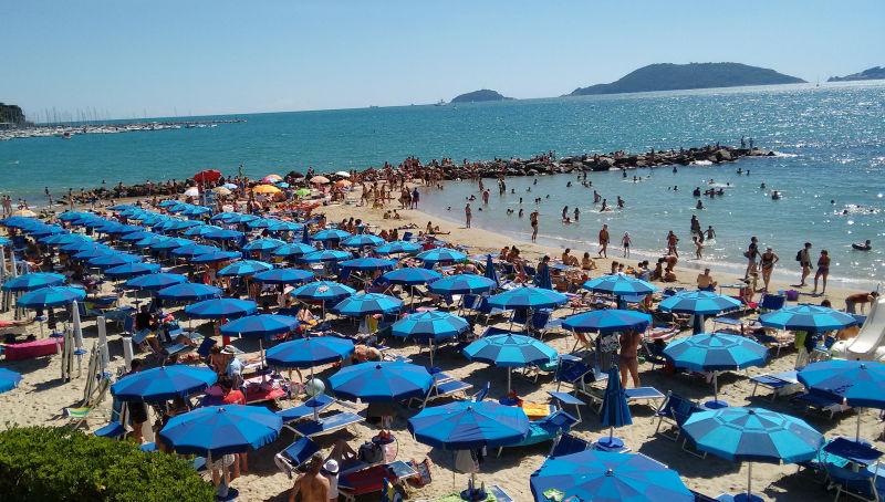 italian beach photo