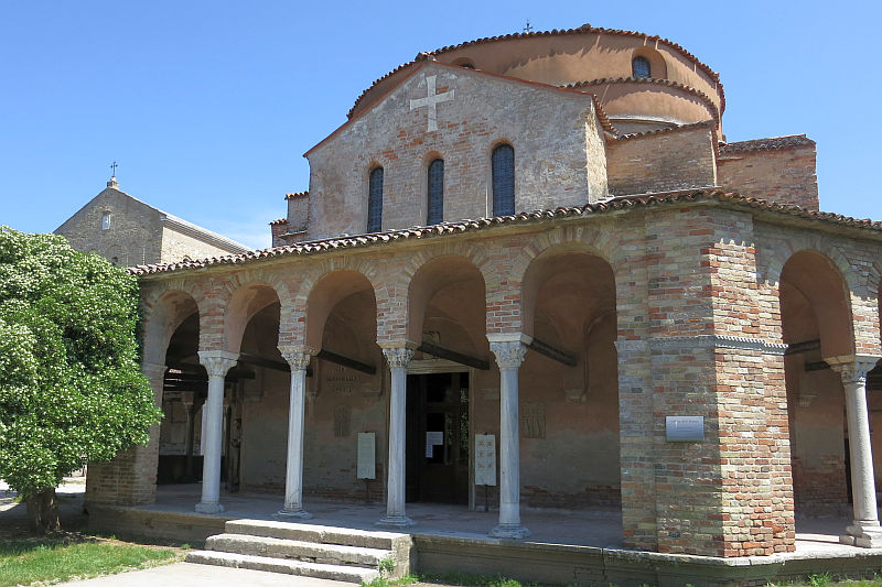 torcello island cathedral
