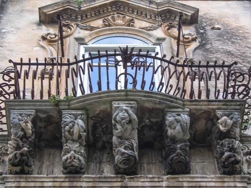 ragusa balcony