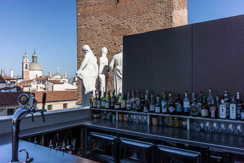 vicenza rooftop bar
