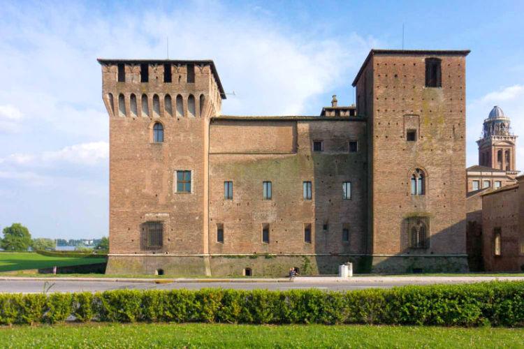 mantua palazzo ducale photo
