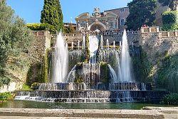 villa d'este neptune fountain