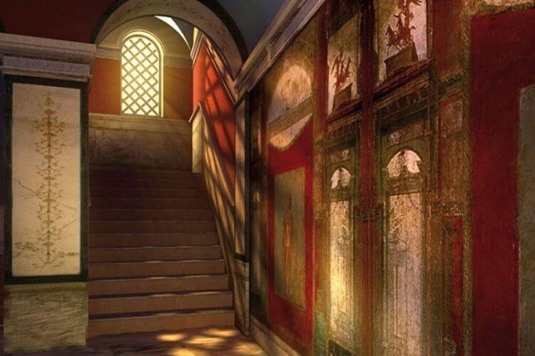 palazzo valentini photo