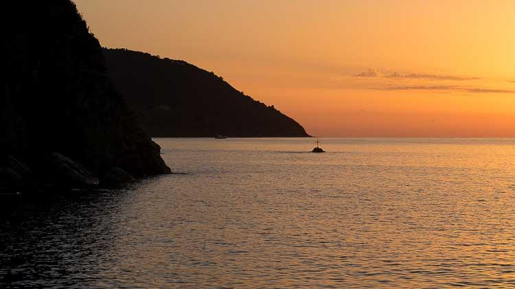 agropoli sunset photo