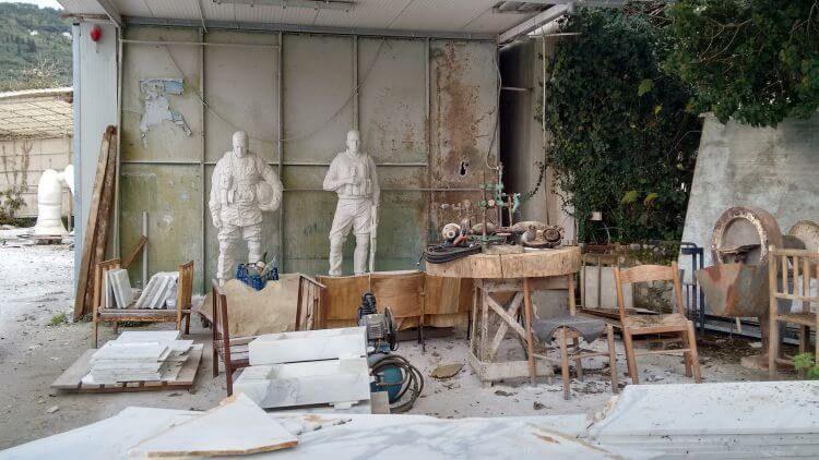 piestrasanta marble studio