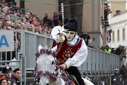 sartiglia photo