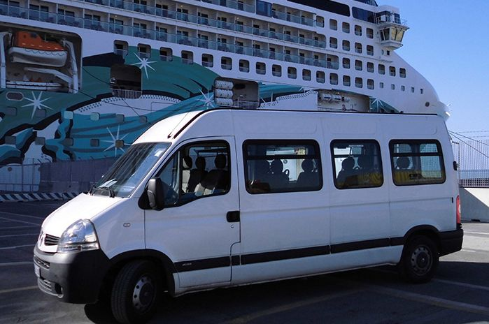 Civitavecchia cruise ship port to rome transportation - Transfer from rome to civitavecchia port ...