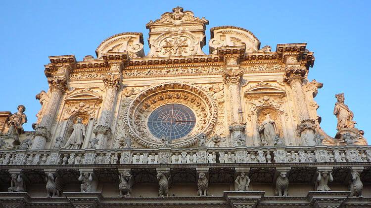 lecce baroque architecture