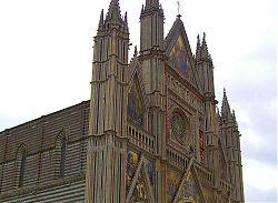 orvieto cathedral photo