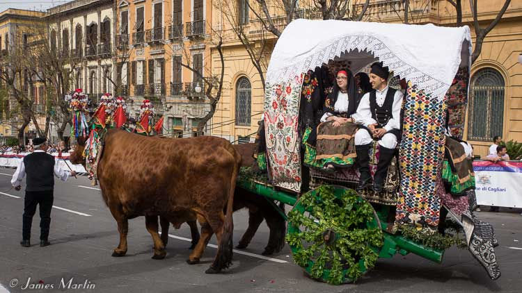 sant'efisio festival photo
