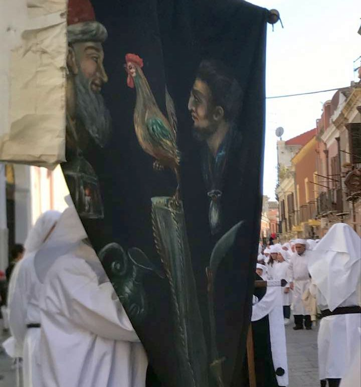 sardinia good friday procession