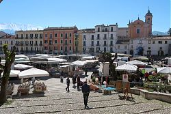 sulmona market photo