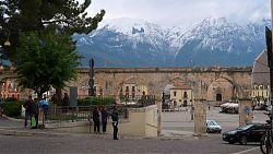 sulmona main piazza