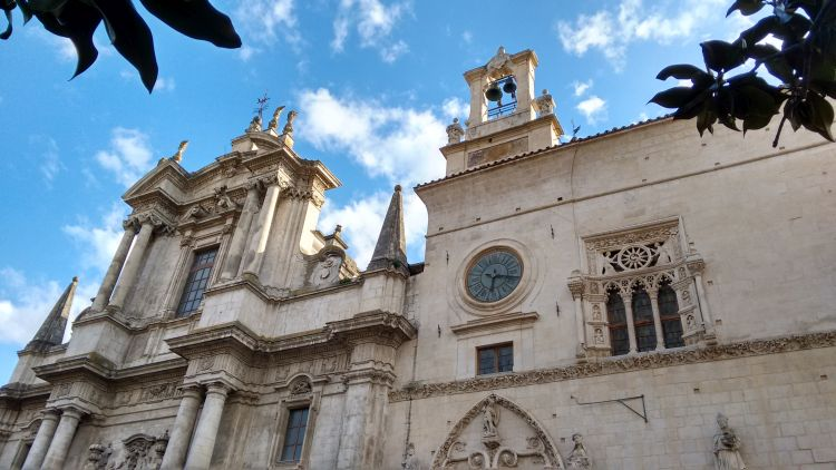 annunziata palazzo and church