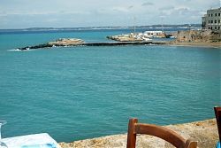 gallipoli seaside dining