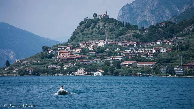 lake iseo photo
