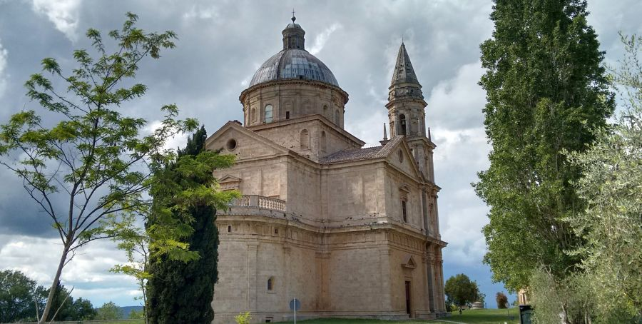 San Biago Church