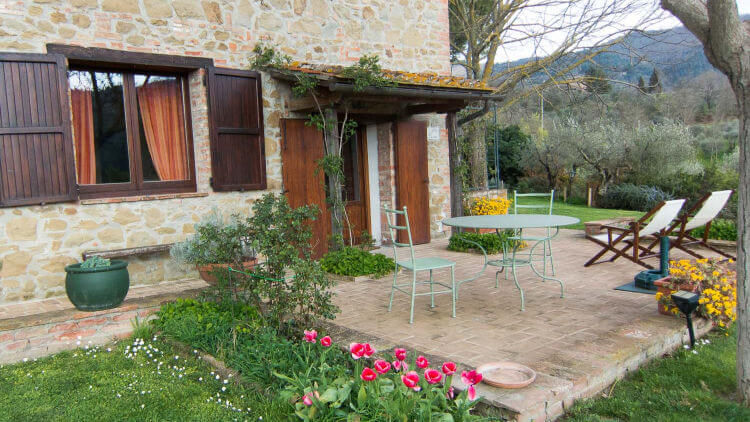 Umbria farm house apartment