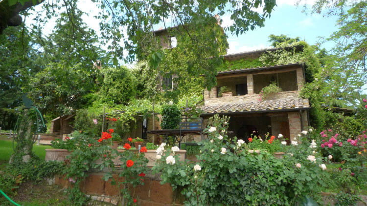 poggio etrusco, tuscany