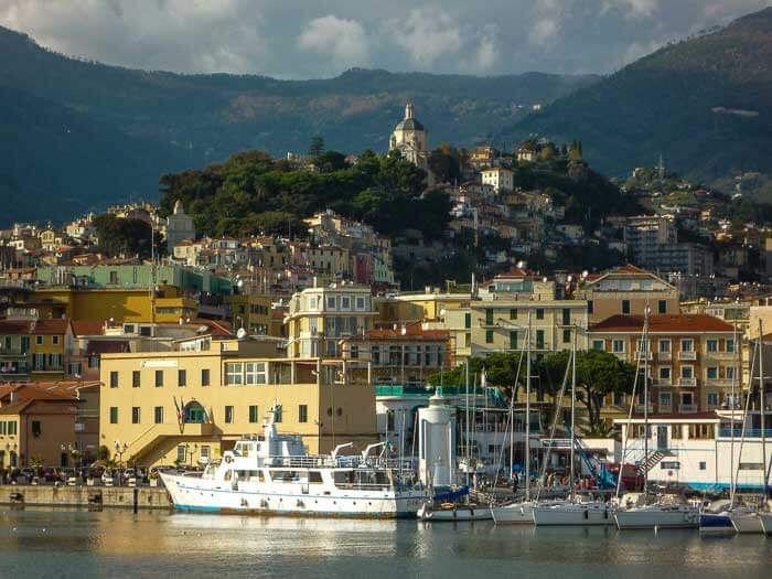 Sanremo Tourist Guide Italian Riviera Marthas Italy