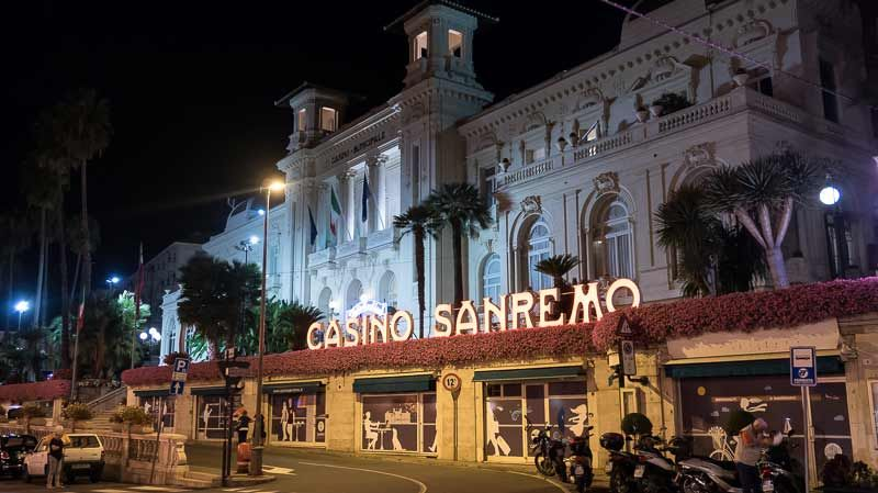 sanremo casino photo