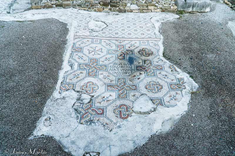 mosaics in grado