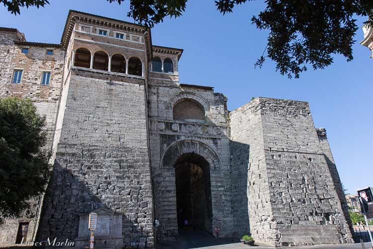 perugia walls