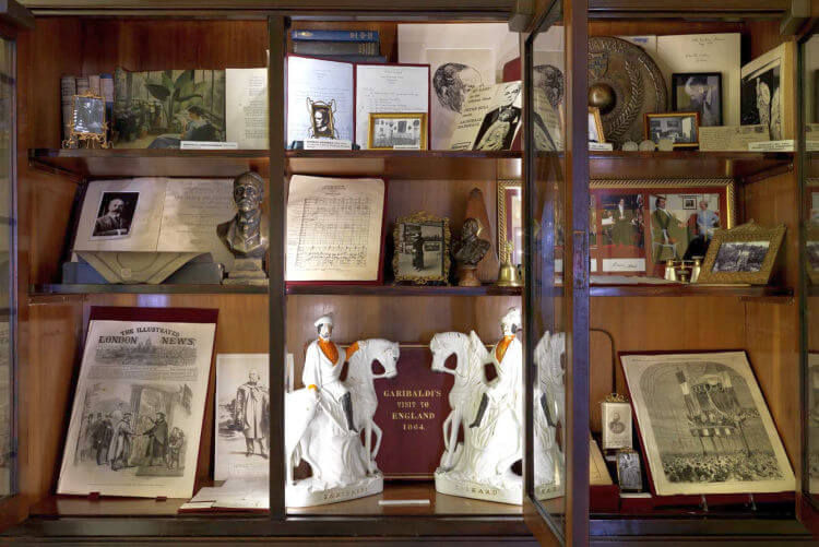 villa della pergola museum
