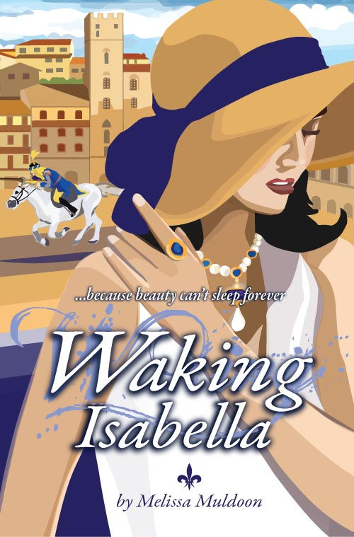 walking isabella book cover