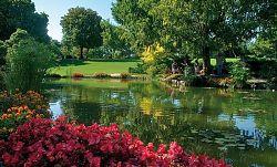 sigurta park pond