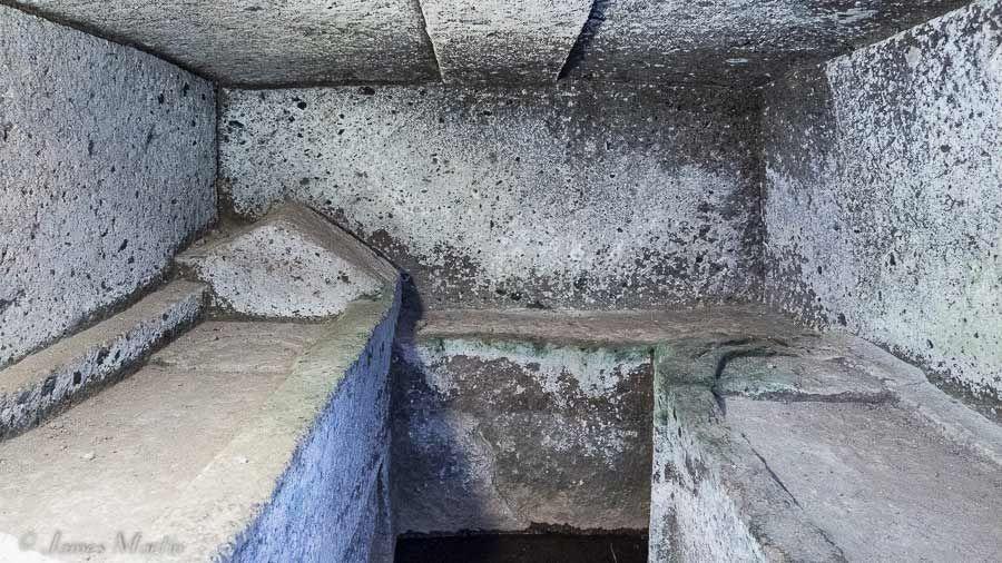 cerveteri etruscan tomb