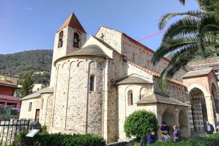 san paragorio church