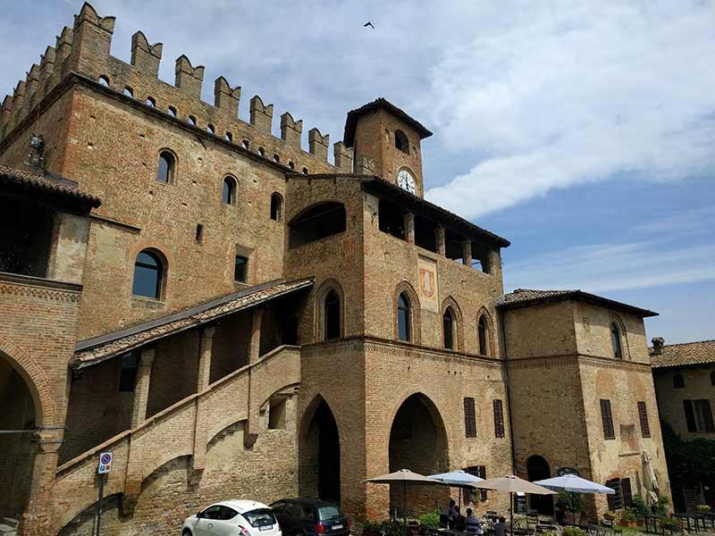 palazzo podesta in castell'arquato