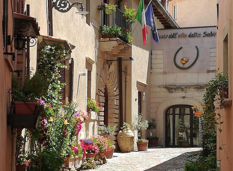 Sabina Olive Oil Museum