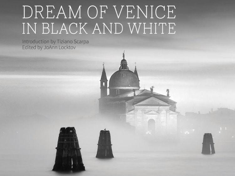 dream of venice book cover