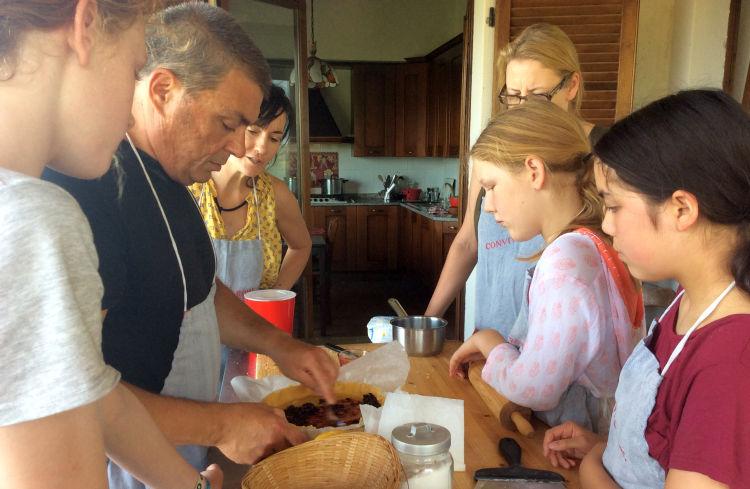 convivio rome cooking class
