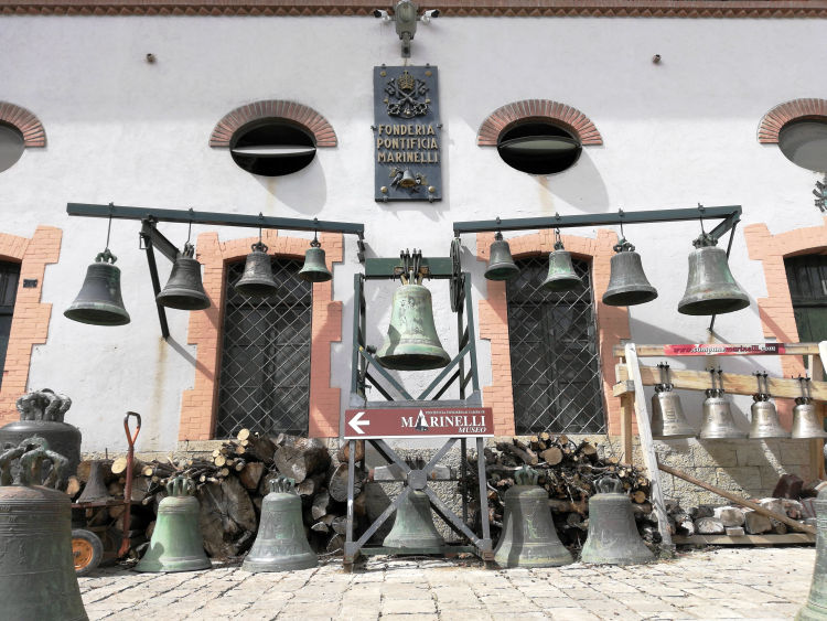 marinelli bell foundry agnone