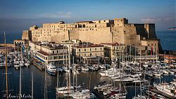 naples castel dell ovo