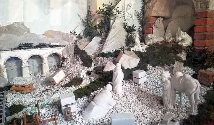 carrara nativity