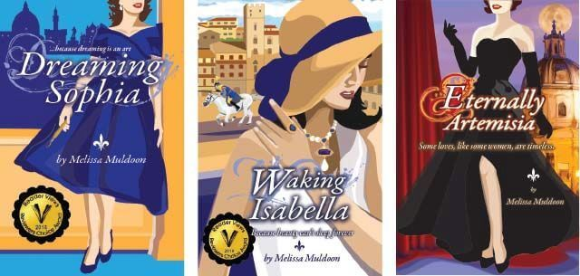 books by Melissa Muldoon