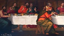 the last supper painting in florence
