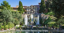 top rome day trips
