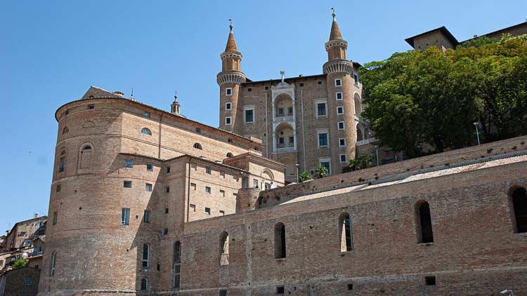 ducal palace urbino