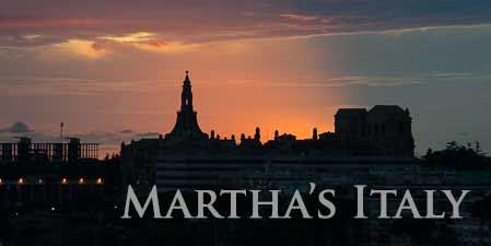 martha italy logo