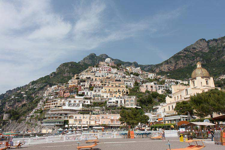 Amalfi Coast Italy Map and Guide to Top Towns to Visit