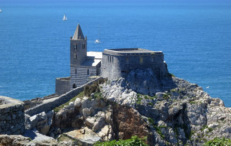portovenere church photo